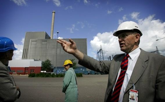 АЭС Барсебек в Швеции. Фото