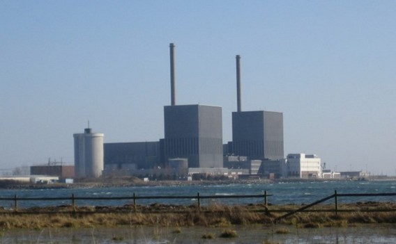 АЭС Барсебек. Швеция. Фото