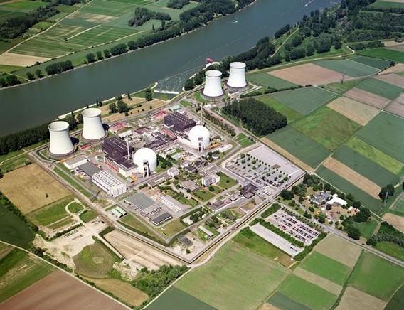 АЭС Библис. Германия. Фото
