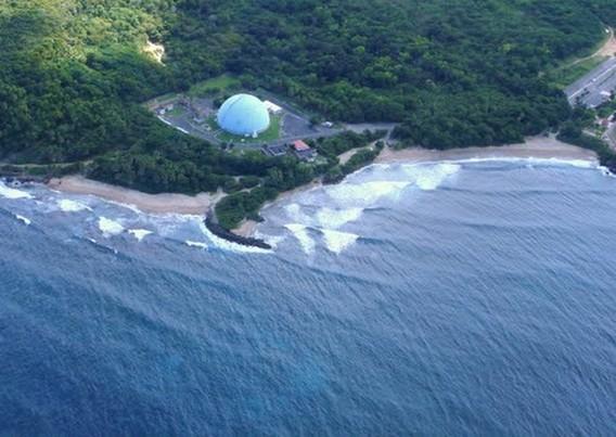 АЭС Бонус в Пуэрто-Рико. США. Фото