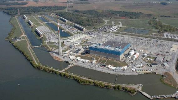 АЭС Браунз Ферри. США. Фото