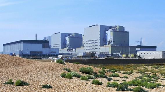 АЭС Данджнесс. Великобритания. Фото