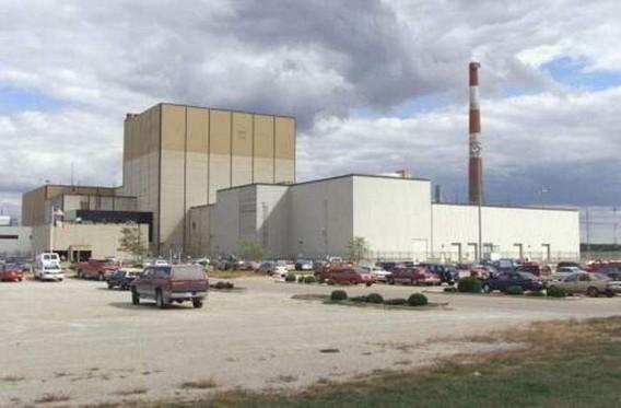 АЭС Дуэйн Арнольд в Айове. США. Фото