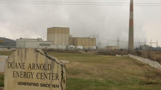 АЭС Дуэйн Арнольд. США. Фото