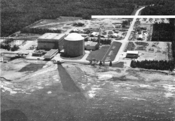 АЭС Дуглас Пойнт. Канада. Фото