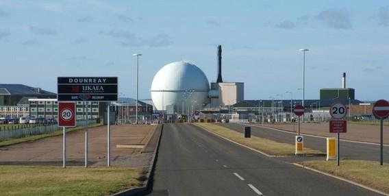 АЭС Дунрей Великобритания