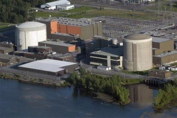 АЭС Джентилли. Канада. Фото