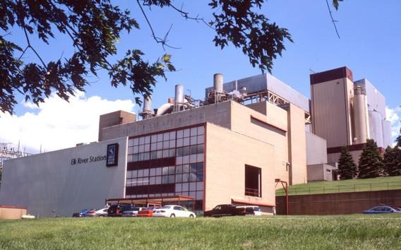 АЭС Элк Ривер. США. Фото