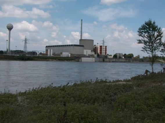 АЭС Энрико Ферми в Трино. Италия. Фото