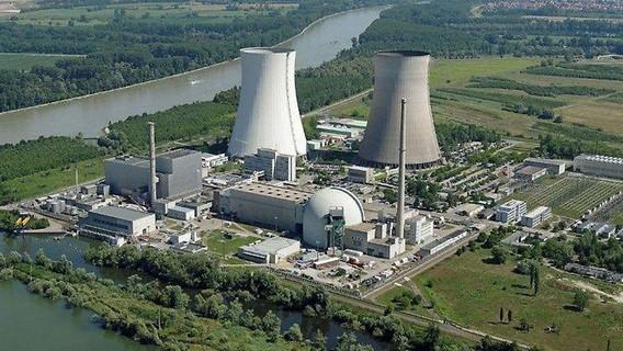 АЭС Филиппсбург. Германия. Фото
