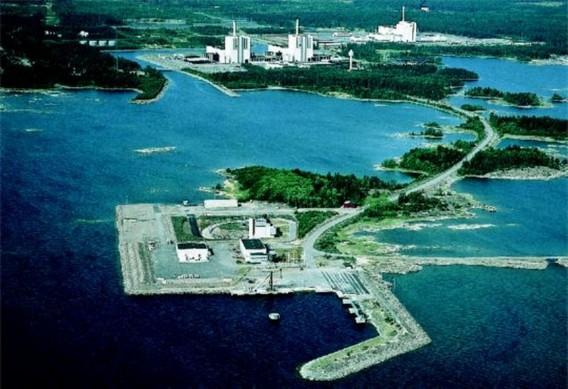 АЭС Форсмарк в Швеции. Фото