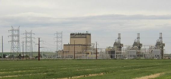 АЭС Форт Сент-Врейн. США. Фото