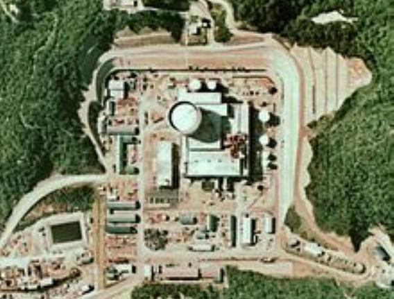 АЭС Фуген. Япония. Фото