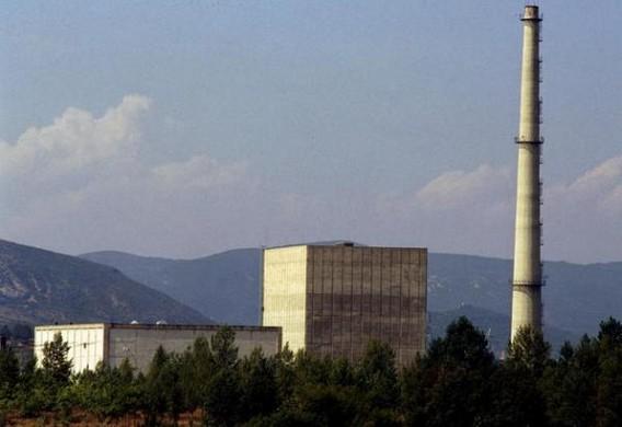 АЭС Гарона. Испания. Фото
