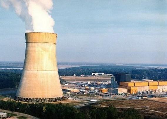 АЭС Гранд Галф - крупнейший реактор в США. Фото