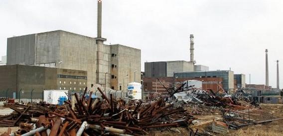АЭС Грайфсвальд. 2012 год
