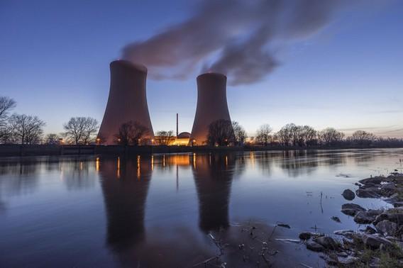 АЭС Гронде. Германия. Фото