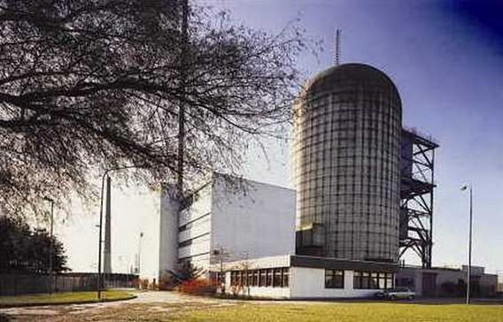 АЭС Гросвельцхайм. Германия. Фото