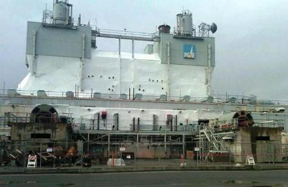 АЭС Гумбольдт Бей. США. Фото