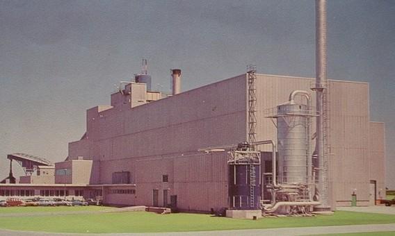 АЭС Халлам. Небраска. США. Фото