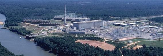 АЭС Хатч в США. Фото