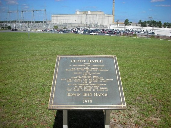 АЭС Хатч. США. Фото