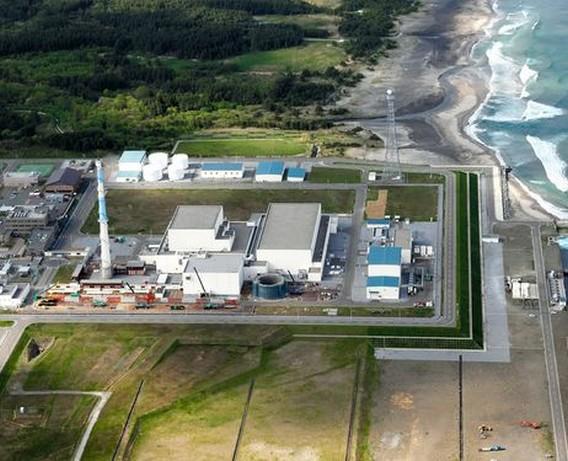 АЭС Хигашидори. Япония. Фото