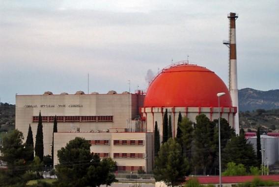 АЭС Хосе Кабрера (Сорита). Испания. Фото