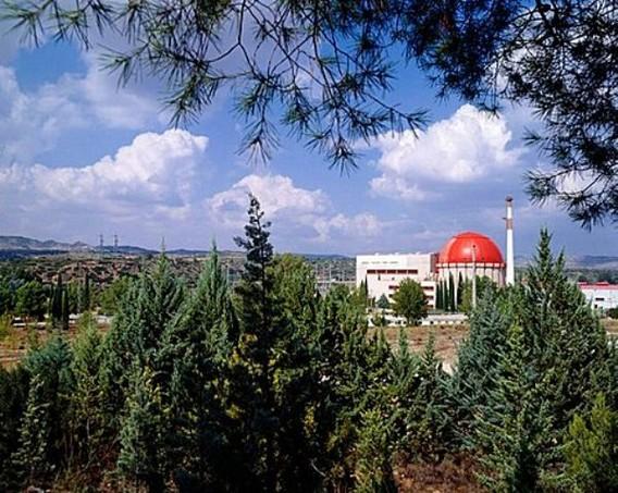 АЭС Хосе Кабрера - Сорита. Испания. Фото