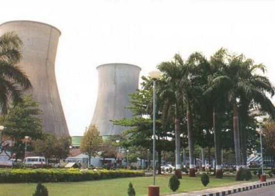 АЭС Какрапар. Индия. Фото