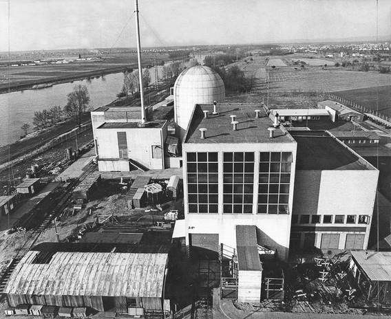 АЭС Каль. Германия. Фото