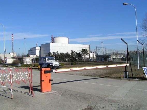 АЭС Каорсо. Италия. Фото