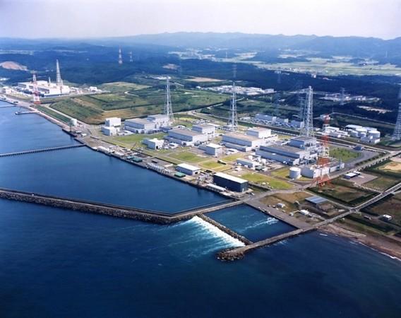 АЭС Касивадзаки Карива Япония. Фото