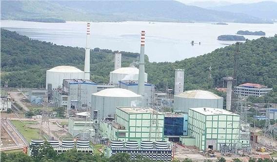 АЭС Кайга. Фото. Индия