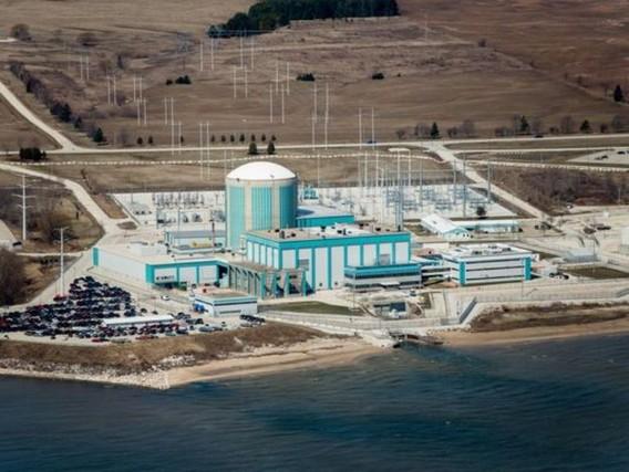 АЭС Кевони. США. Фото