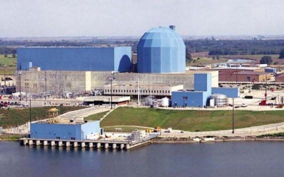 АЭС Клинтон. США. Фото