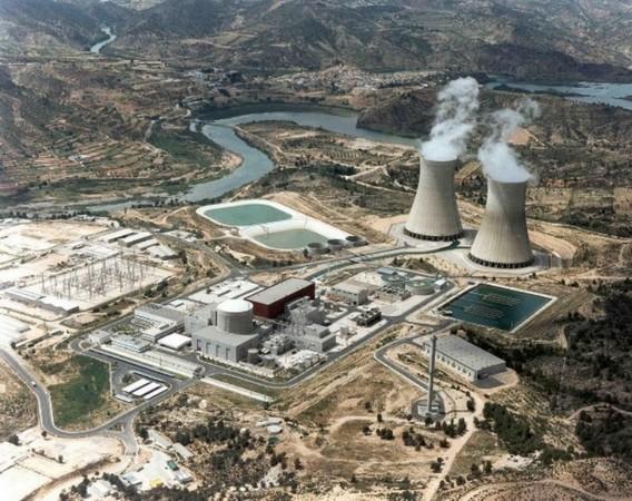 АЭС Кофрентес. Испания. Фото
