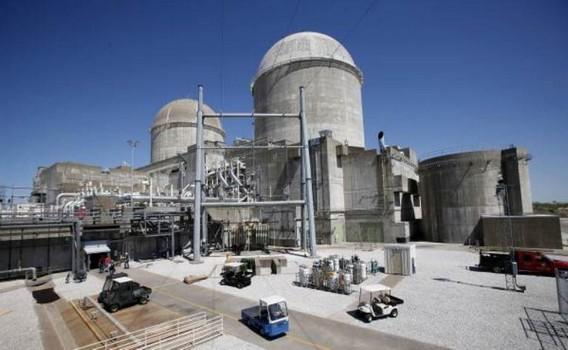 АЭС Команчи Пик в США. Фото