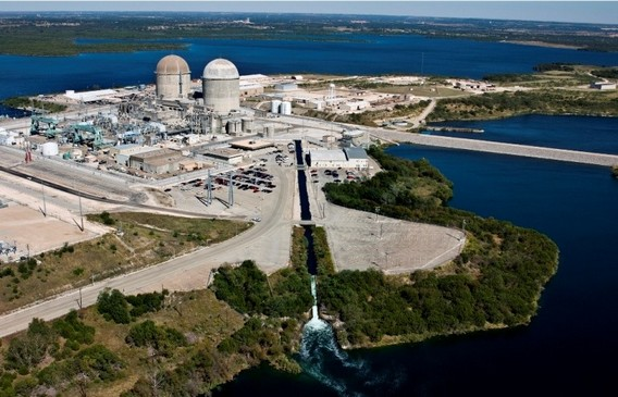 АЭС Команчи Пик. США. Фото