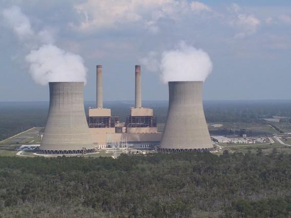 АЭС Кристал Ривер 3. США. Фото