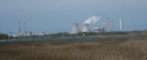 АЭС Кристал Ривер. США. Фото