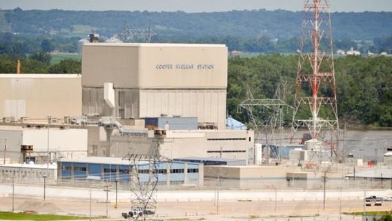 АЭС Купер. США. Фото