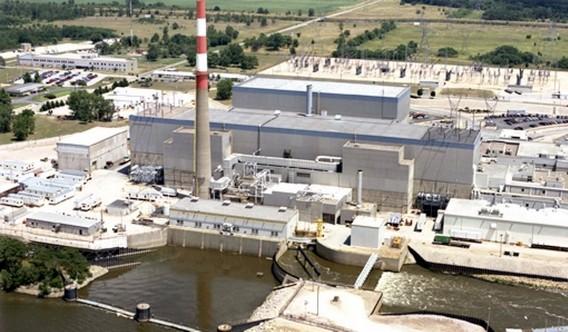 АЭС Квод Ситис. США. Фото