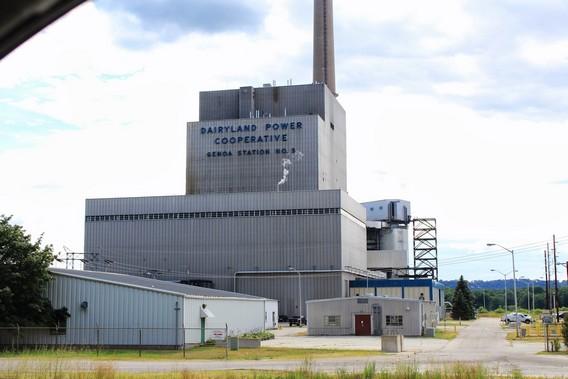 АЭС Ла Кросс. США. Фото