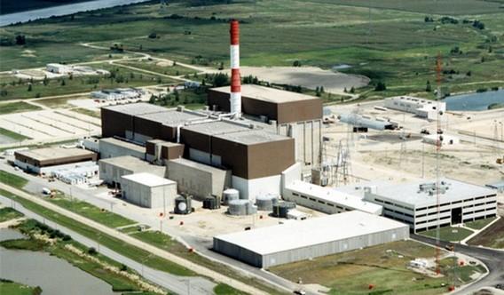 АЭС Ласаль в США. Фото