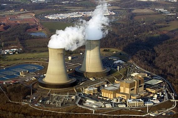 АЭС Лимерик в США. Фото