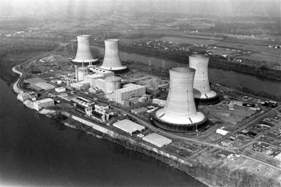АЭС Мадрас (Калпаккам). Индия. Фото