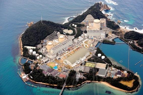 АЭС Михама. Япония. Фото