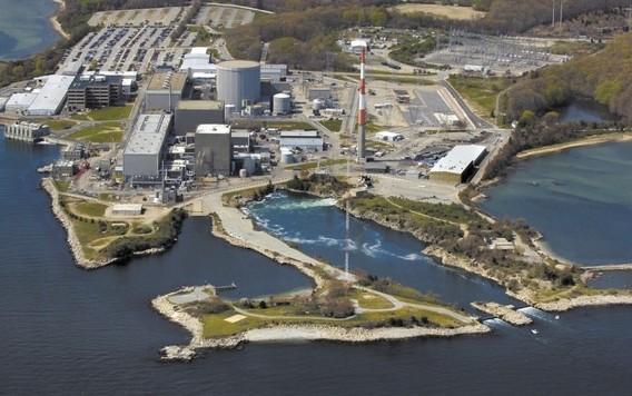 АЭС Милстоун в США. Фото