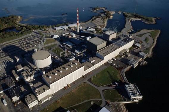 АЭС Милстоун. США. Фото